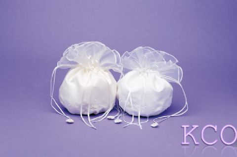 Dolly Bag Style M6932 White~ Special Occasion
